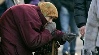 Russland hat schwerste Bedenken gegen die Ukraine
