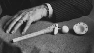 «Motörli-Röbu» revolutionierte die Unfall-Chirurgie