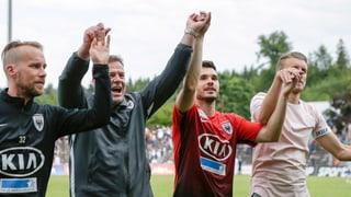 FC Aarau geht als Aussenseiter ins Aufstiegs-Duell