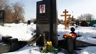Magnitski posthum verurteilt