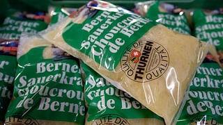 Sauerkraut – Gesund und günstig, aber irgendwie «out»