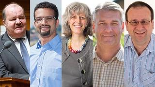 Fünf wollen neu in den Gemeinderat – nur zwei können