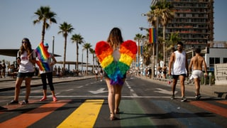 Israels LGBT-Metropole feiert sich selbst