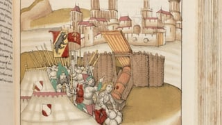 Wie der Aargau 1415 zur Wiege der Schweiz wurde