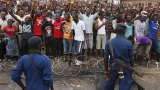 Kein Ende der Gewalt in Burundi