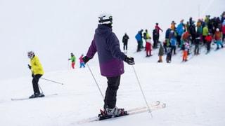 (Wer) alles fährt Ski? Ein Pistenbericht