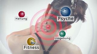 Video «Nackenschmerzen, EMDR-Psychotherapie» abspielen
