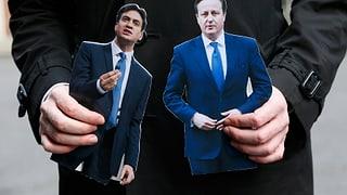 Grossbritannien wählt: Die 7 wichtigsten Fakten
