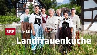 Landfrauenküche im Fernsehen