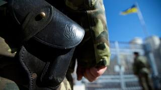OSZE-Beobachter fahren in die Ukraine