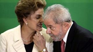 Lula da Silva und Dilma Rousseff sollen Kriminelle sein