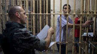 Alarm nach Häftlingsrevolte in Brasilien
