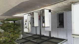 «Das Fahrzeug kommuniziert mit der Tankstelle»
