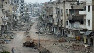 Zahlreiche Tote in Homs