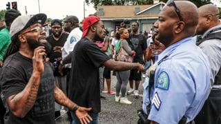 Proteste in St. Louis nach erneut tödlichen Polizeischüssen