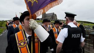 Angst vor Krawallen in Nordirland