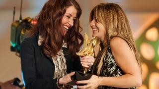 Solothurnerin Eliana Burki gewinnt einen Prix Walo