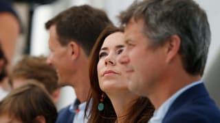 Royals in Rio: Ein ganz besonderer Moment für Mary und Frederik