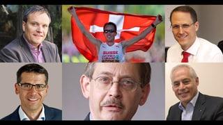Grosse Zentralschweizer Themen im Rückblick