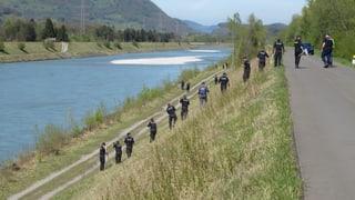 Liechtensteiner Polizei sucht nach Waffe und Handy