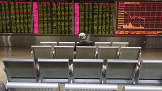 Turbulenzen an chinesischen Börsen – Europa taumelt mit
