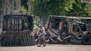 OSZE-Mission in der Ukraine ist angeschlagen