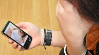 Nackt im Netz: Experten warnen vor «Sexting»