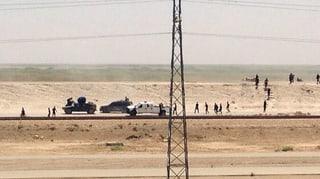 Ramadi bringt Bagdad zum Zittern