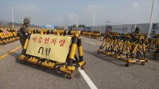 Nord- und Südkorea führen Gespräche weiter