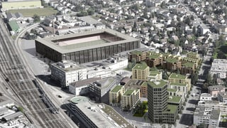 Beschwerde gegen Aarauer Fussballstadion kam rechtzeitig