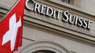 Credit Suisse steigert Reingewinn um knapp einen Viertel