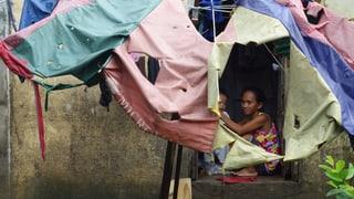 Manila: Arme Menschen müssen weg – aber wohin?