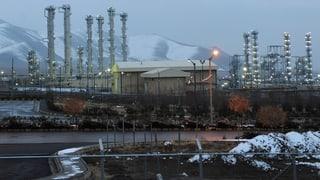 Atomgespräche mit Iran auf der Zielgeraden