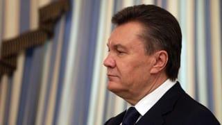 Fehr: «Sperrt Janukowitschs Konten»