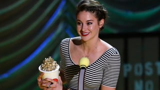 MTV Movie Awards: Hattrick für Shailene Woodley