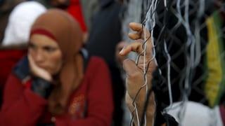 Humanitäre Krise: Flüchtlingslage in Idomeni weiter dramatisch