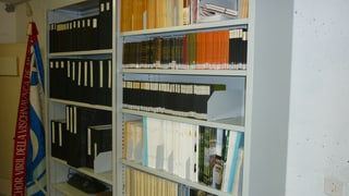 Mustér: La «trinitad editoriala» en l'archiv communal
