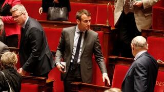 «Macron braucht ein neues Parlament»