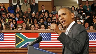 Obama will Afrikas Energiesektor fördern