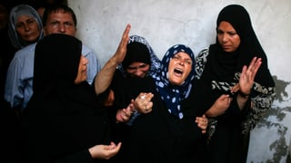 Israel gegen Hamas: Erneut Raketen und Tote