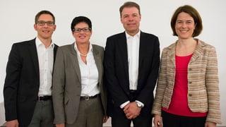 FDP Schwyz geht mit Viererliste in die Nationalratswahlen