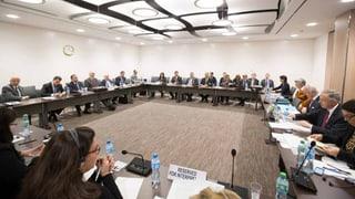 Verhandlungsführer der syrischen Opposition in Genf gibt auf