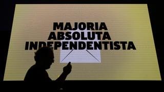 Catalugna: Separatists restan a la pussanza