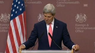 Kerry: «Schonfrist» für Assad