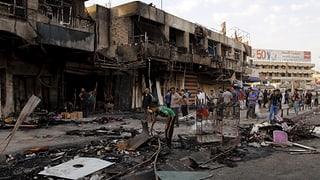 IS-Terror in Bagdad – Autobombe tötet über 70 Menschen