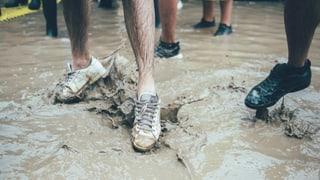 «Nur weil es regnet, soll ich keine stylischen Schuhe anziehen?!»