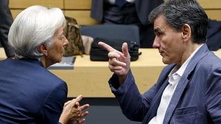 Griechenland zahlt Zinsen an IWF pünktlich zurück