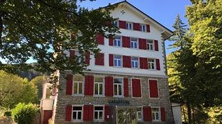 Kurhaus Balmberg wird zur Asylunterkunft