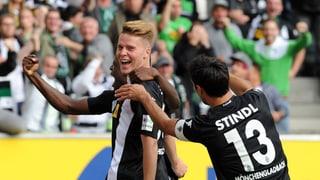 Elvedi schiesst Gladbach zum 1:0-Sieg