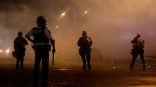 Rassenkonflikt in Ferguson: Proteste flammen wieder auf